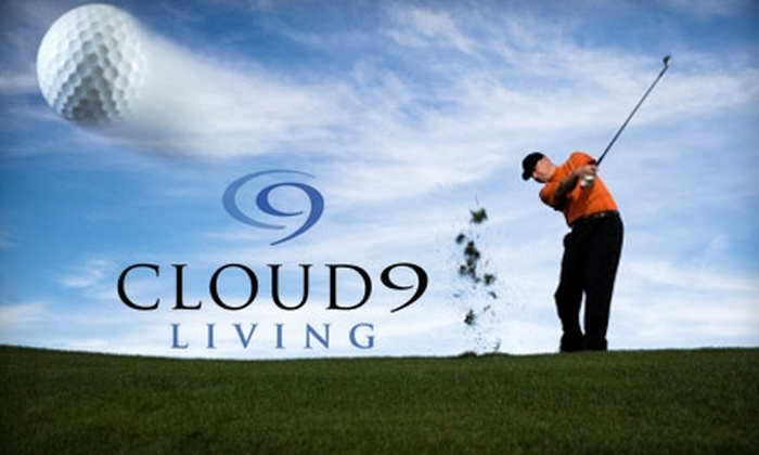 Cloud 9 Living - Multiple Locations: $85 for a Private Golf Lesson with a PGA® Pro from Cloud 9 Living ($149 Value)