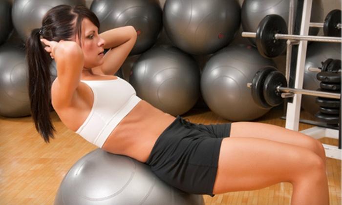 Fort Washington Fitness - Fresno: $19 for Five Fitness Classes at Fort Washington Fitness (Up to $50 Value)