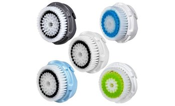 Compatible Replacement Facial Brush Heads (2- or 5-Pack)