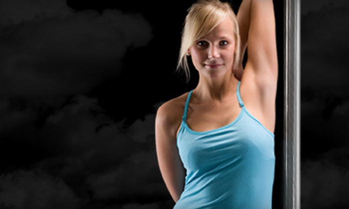 Capital MissFits - Glen Cairn - Kanata South Business Park: Three Pole-Dancing Classes or Five Drop-In Fitness Classes at Capital MissFits in Kanata (Up to 67% Off)