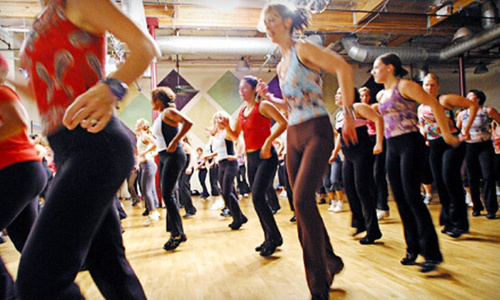 Abbi's Jazzercise - Multiple Locations: 10 or 20 Jazzercise Classes at Abbi's Jazzercise (Up to 88% Off)