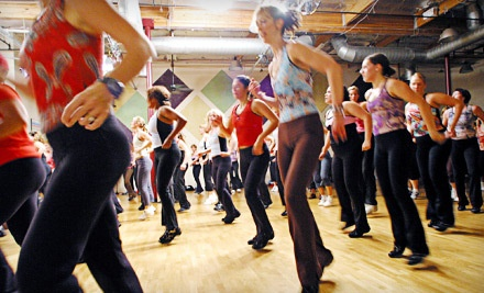 10 Jazzercise Classes (a $120 value) - Abbi's Jazzercise in Aptos
