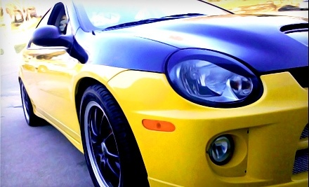 Z.I.P.'s Car Detail Center: 2-Door Edge Guard Application - Z.I.P.'s Car Detail Center in Omaha