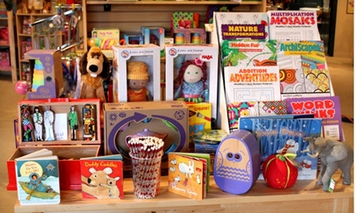 The Owl's Nook - East Louisville: $7 for $15 Worth of Toys and Educational Materials at The Owl's Nook