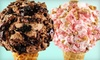 Marble Slab Creamery - Maple Valley: $5 for $10 Worth of Ice Cream, Cakes, and More at Marble Slab Creamery in Maple Valley ($10 Value)