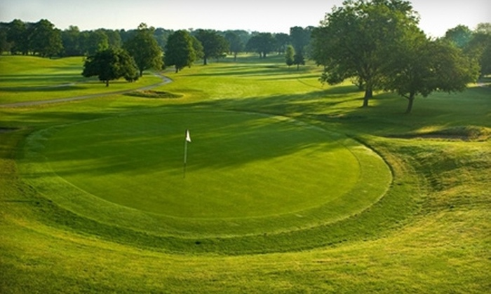 Chicago Golf Pass - Oak Brook: $22 for One 2011 Chicago Golf Pass ($45 Value)