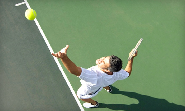 Advantage Tennis Clubs - Multiple Locations: One or Three Adult Cardio-Tennis Sessions from Advantage Tennis Clubs. Kids' Classes also Available.