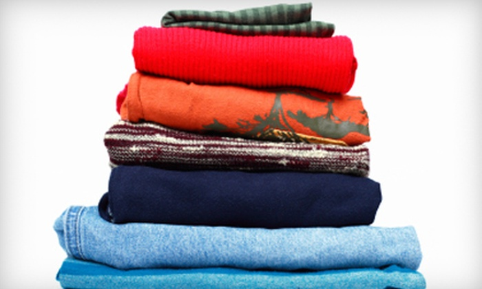 My Laundry Hamper - North Kingstown: $25 for $100 Worth of Pick-Up and Drop-Off Laundry and Dry-Cleaning Services from My Laundry Hamper