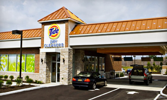 Tide Dry Cleaners - Multiple Locations: $12 for $25 Worth of Dry-Cleaning or Laundry Services at Tide Dry Cleaners. Two Locations Available.