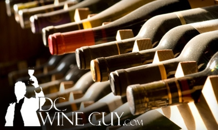 DCWineGuy.com - Dupont Circle: $45 for Five Bottles of Wine from DCWineGuy.com ($90 Value)