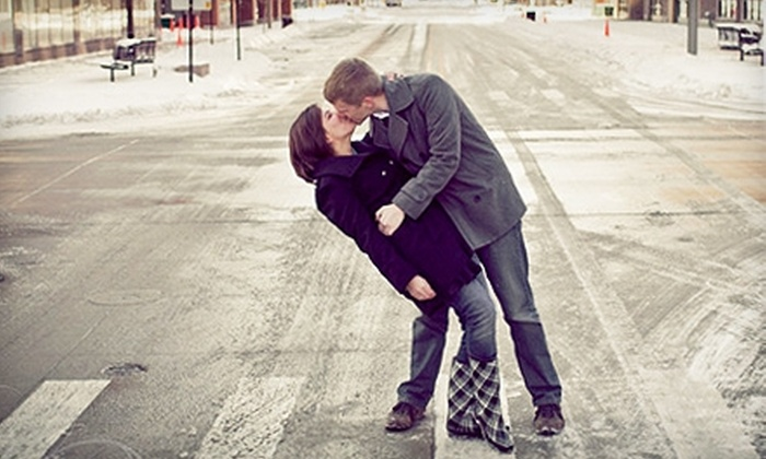 C. Tyson Photography - Rockford: $100 for a One-Hour Engagement Photo Session from C. Tyson Photography ($300 Value)