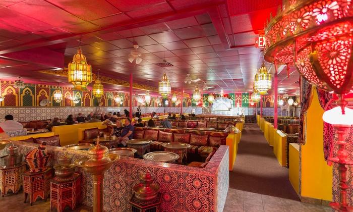 Casablanca Restaurant New Castle De