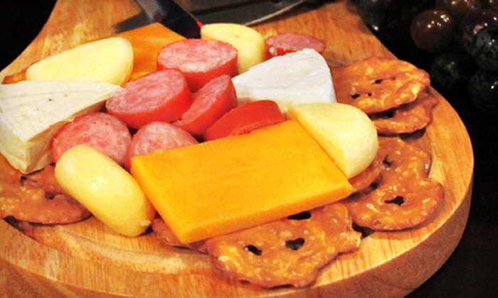 Cowtown Winery - Fort Worth: Gourmet-Cheese Tasting for Two or Four at Cowtown Winery (Up to 53% Off)