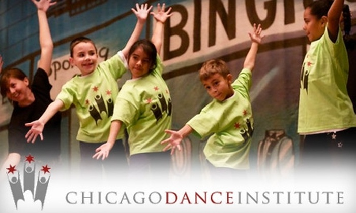 Chicago Dance Institute: Donate $10 to Help the Chicago Dance Institute Sponsor a Year of Dance Instruction for Students of Exceptional Potential