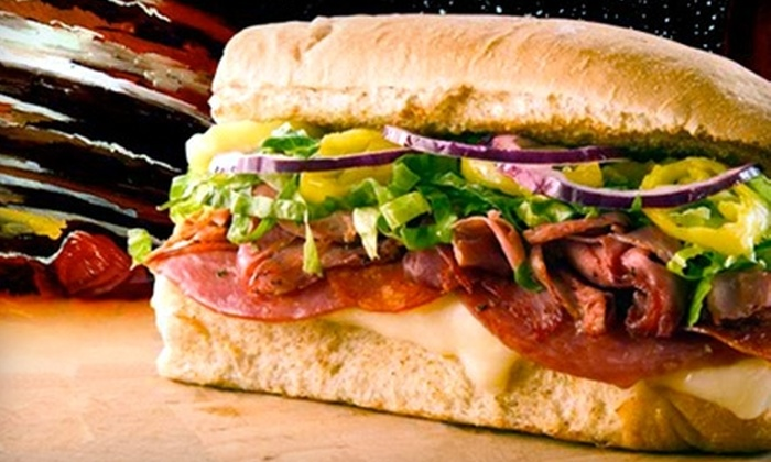 Planet Sub - Multiple Locations: $5 for Subs in St. Louis and Maplewood