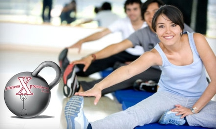 FitnessXpressions  - Nampa: $25 for One Month of Kettlebell-Training Classes at FitnessXpressions