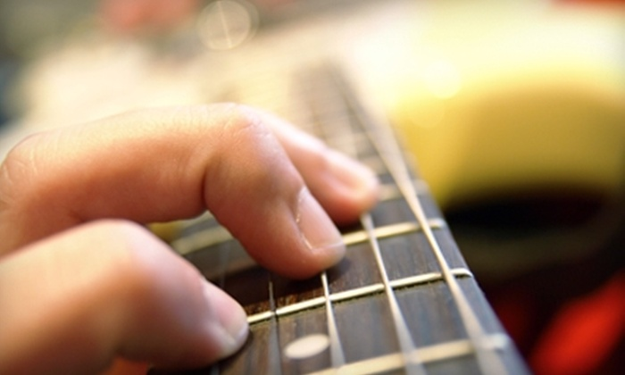 Amarillo Guitar Lessons - Amarillo: $30 for Four Private 30-Minute Guitar Lessons at Amarillo Guitar Lessons ($60 Value)