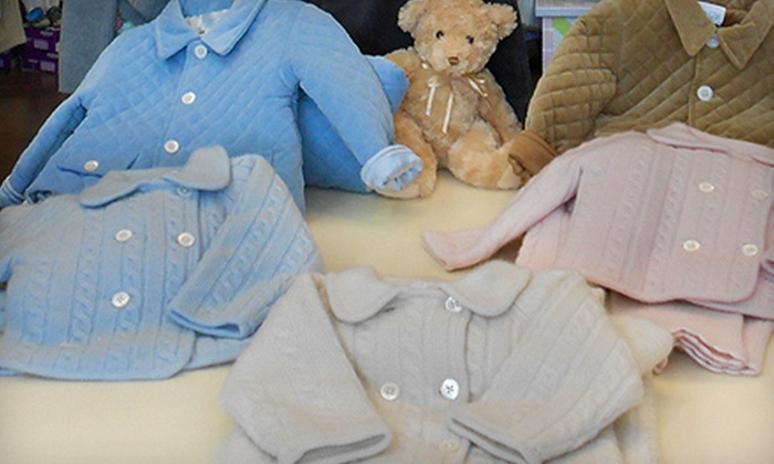 Fierson's - Bronxville: $25 for $50 Worth of Children's Clothing at Fierson's in Bronxville