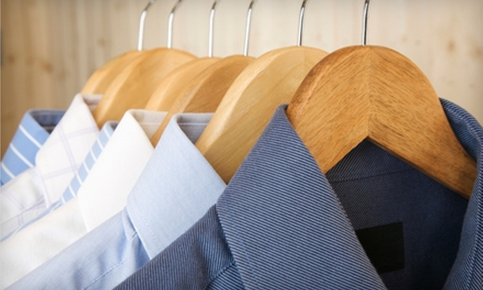 Modern Way Cleaners and Addison Cleaners - Multiple Locations: $20 for $45 Worth of Dry Cleaning at Modern Way Cleaners and Addison Cleaners