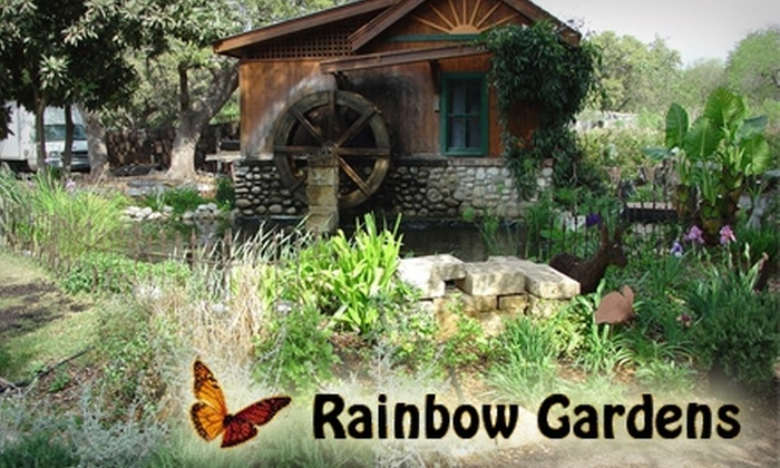 Rainbow Gardens - Multiple Locations: $12 for $25 Worth of Flowers, Plants, and Supplies at Rainbow Gardens
