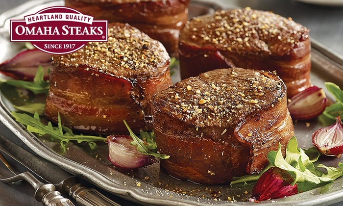 Omaha Steaks Inc.: Valentine's Day Meat Packages from Omaha Steaks (Up to 73% Off). Four Options Available.