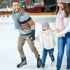 Ice Rink Entry with Skate Hire