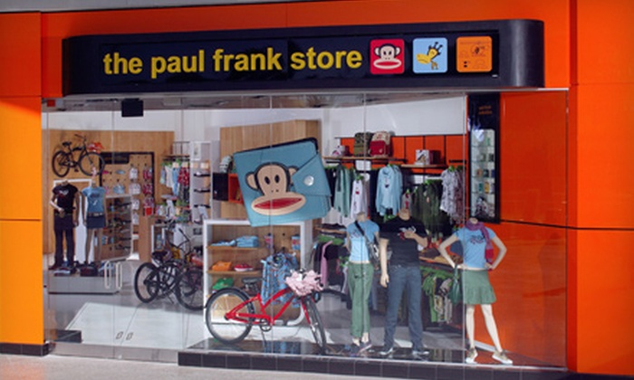 The Paul Frank Store - Downtown: $15 for $30 Worth of Clothing and Accessories at The Paul Frank Store