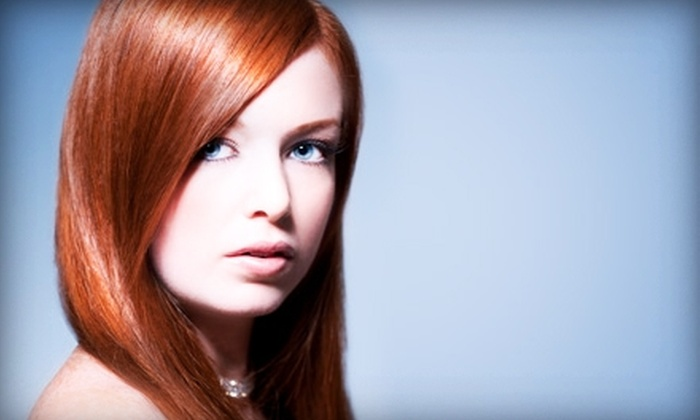 Hints Of Color Salon - Warner Robins: $40 for $85 Worth of Salon Services at Hints Of Color Salon in Warner Robins