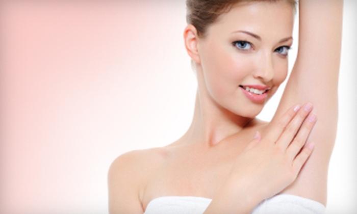 Billinkoff Aesthetics - Linden Woods: Laser Hair-Removal Treatments at Billinkoff Aesthetics. Two Options Available.