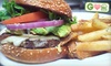 21st Avenue Bar & Grill - Portland: $10 for $20 Worth of Burger Combo Plates for Two at 21st Avenue Bar & Grill