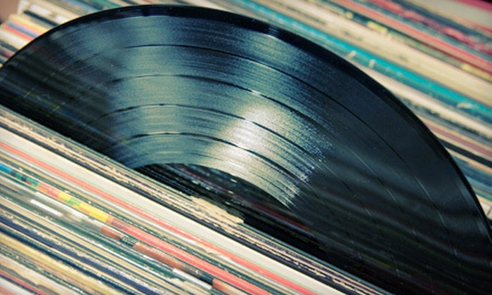 Turn It Up! - Multiple Locations: $10 for $20 Worth of CDs, DVDs, and Records at Turn It Up!