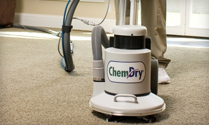 Ace Chem Dry - City Park: $89 for a Four-Room Carpet Cleaning from Ace Chem-Dry (Up to $208 Value)