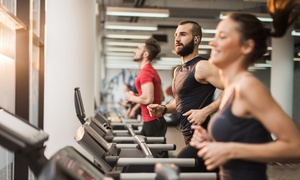 Meadow Mill Athletic Club: One or Three Months of Unlimited Use of the Gym at Meadow Mill Athletic Club (Up to 75% Off)