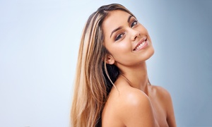 Zeus Hair & Beauty: Haircut and Blow-Dry (£14) With Highlights (from £22) at Zeus Hair & Beauty (Up to 55% Off)