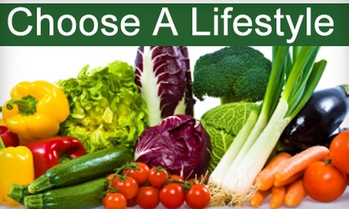 Choose a Lifestyle - Donevan: $15 for a Vegan Cooking Class at Choose a Lifestyle ($30 Value)