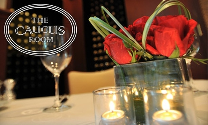 The Caucus Room - Downtown - Penn Quarter - Chinatown: $75 for Admission to Alexandra & Company's How to Hold a Fork: Dining Etiquette 101 Course at The Caucus Room ($150 Value)