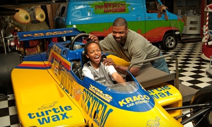 Volo Auto Museum - Volo: $5 for Admission to Volo Auto Museum (Up to a $9.95 Value) or $6 for Admission to Volo Auto Museum and the Sunday Cruise-In Auto Show (Up to $11.90 Value) in Volo