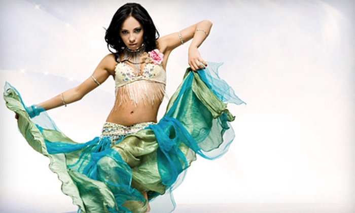 FunfitNYC - Garment District: 5, 10, or 20 Zumba, Belly Zumba, or Belly-Dance Classes at FunfitNYC (Up to 77% Off)