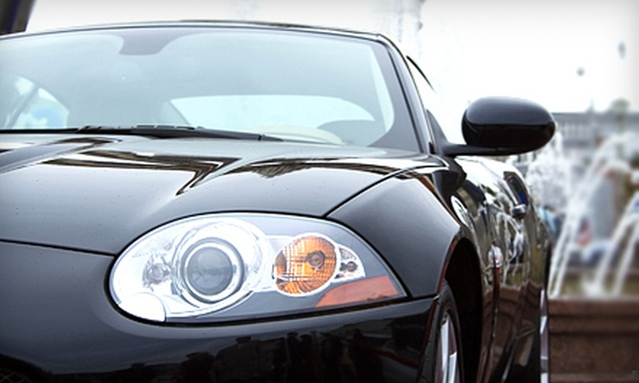 ADS Mobile - San Francisco: $69 for an Auto-Maintenance Package with Detailing and Chip Repair at ADS Mobile in San Bruno ($230 Value)