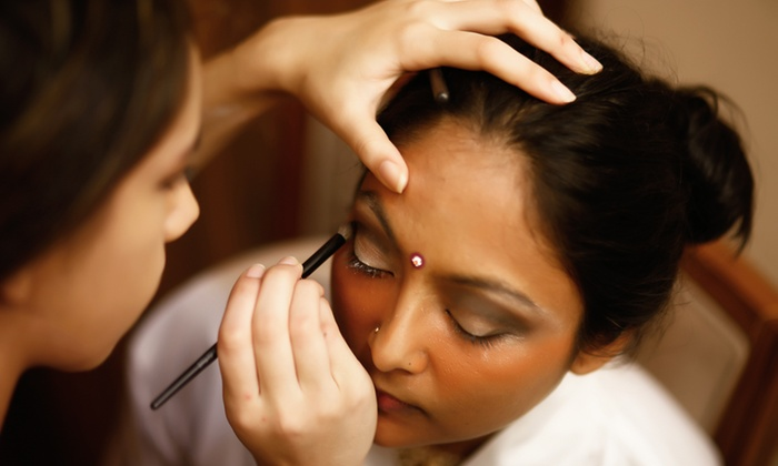 Precision Beauty - Lovettsville: Bridal Makeup Trial Session or Special Occasion Makeup Application from Precision Beauty (40% Off)