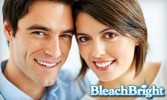 BleachBright - Springlake, University Terrace: $49 for 30-Minute Teeth-Whitening Session at BleachBright ($225 Value)