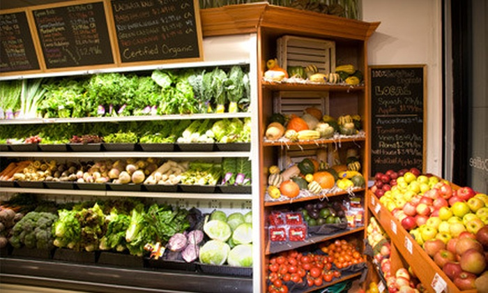 Elm Health - Upper East Side: $10 for $20 Worth of Organic Groceries, Beauty Products, and Supplements at Elm Health