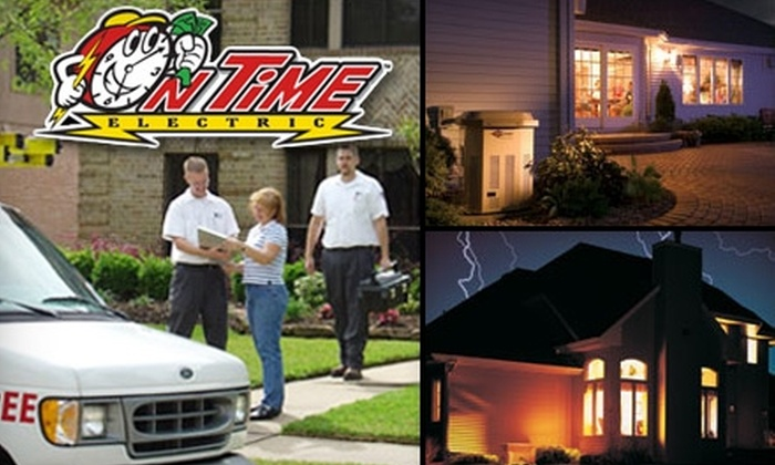 On Time Electric & Air - Downtown: $38 for a Fall Furnace and Heating Checkup from On Time Electric & Air ($89 Value)