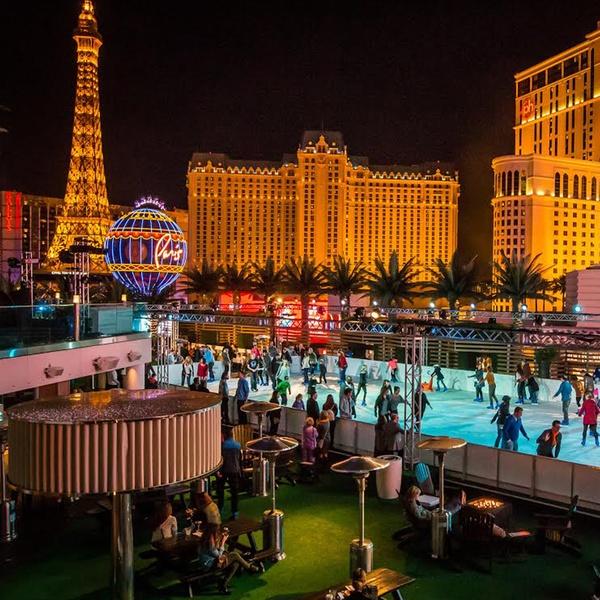 The Ice Rink At The Cosmopolitan Of Las Vegas In Las Vegas Nv Groupon