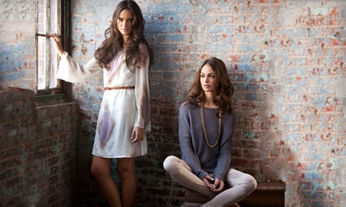 Apartstyle.com: $49 for $120 Worth of Contemporary Women's Apparel from Apart