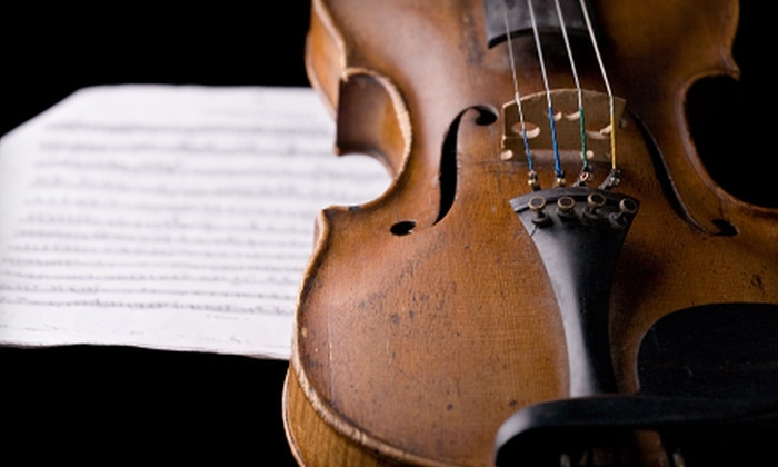 Emerald City Suzuki Strings - South Hills: One Month of Violin Lessons for Adult or Child at Emerald City Suzuki Strings