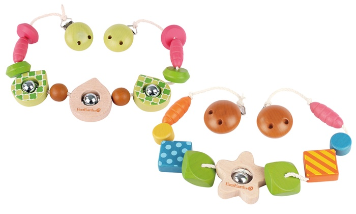 Ever Earth Leaf or Star Stroller Toy Accessory from £13.99