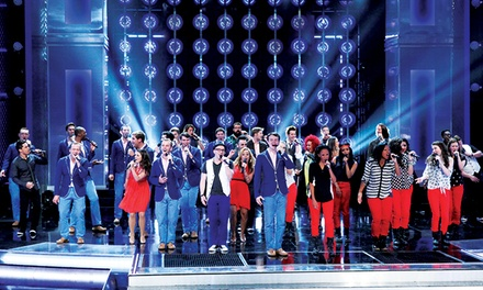 The Sing-Off Live Tour at Murat Theatre at Old National Centre on March 26 (Up to 52% Off)