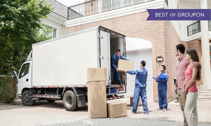 Hawkboyz Moving LLC - Dallas: Three Hours of Professional Moving with a 20-Foot or a 24-Foot Truck from Hawkboyz Moving LLC (Up to 52% Off)