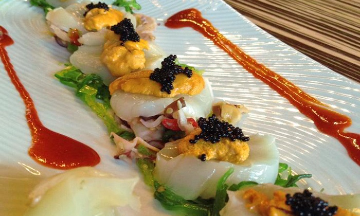 Bar Lure - Madison: $15 for $25 Worth of Sushi and Asian Food at Bar Lure